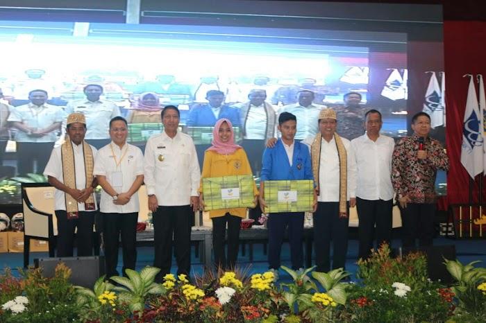 Tiga Menteri Puji Pertumbuhan Lampung