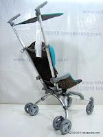 5 Cocolatte CL09 iflex Baby Stroller with Travel Bag