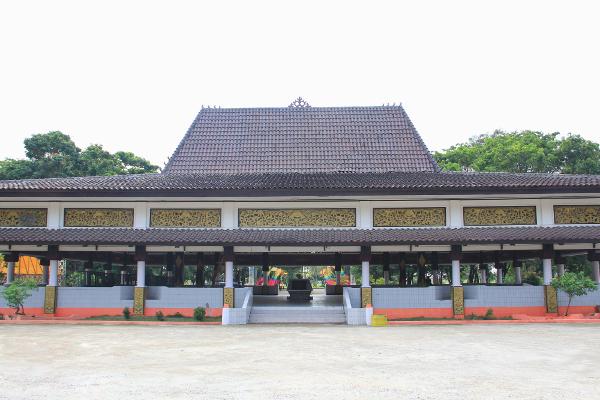 Image result for taman purbakala palembang
