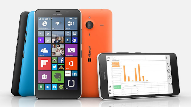 Nokia Lumia get update Icon to Windows 10 Mobile