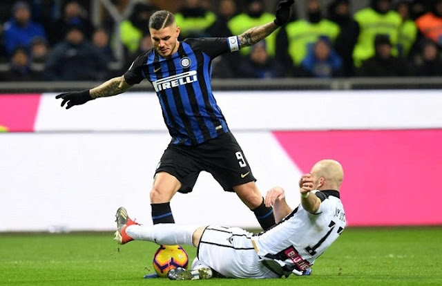 Hasil Liga Italia: Inter Milan Menang 1-0 Atas Udinese