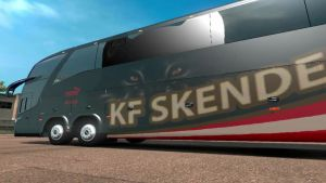 Bus – Marcopolo G7 1600LD KF Skenderbeu Skin