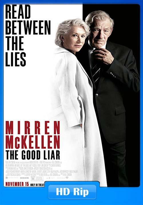The Good Liar 2019 720p WEBRip x264 | 480p 300MB | 100MB HEVC