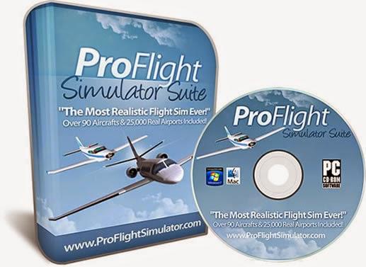 Pro Flight Simulator 2015