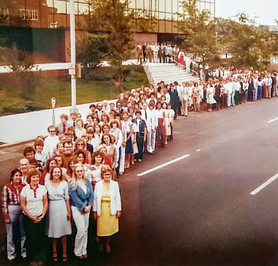 Midland National Employees 1970s Iowa