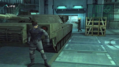 Metal Gear Solid Screenshot 3