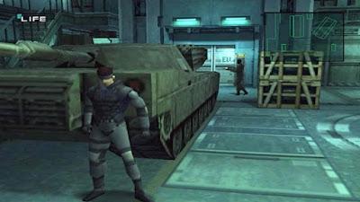 Metal Gear Solid Screenshot 3