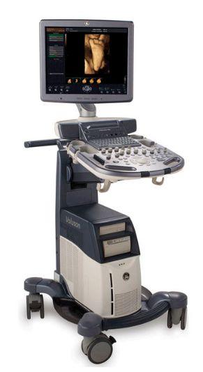 Portable Ultrasound Machine: Portable Ultrasound GE Voluson