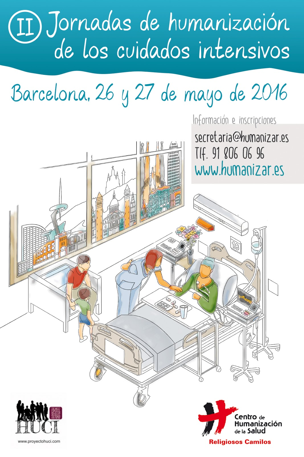II National Conference on Humanizing Intensive Care