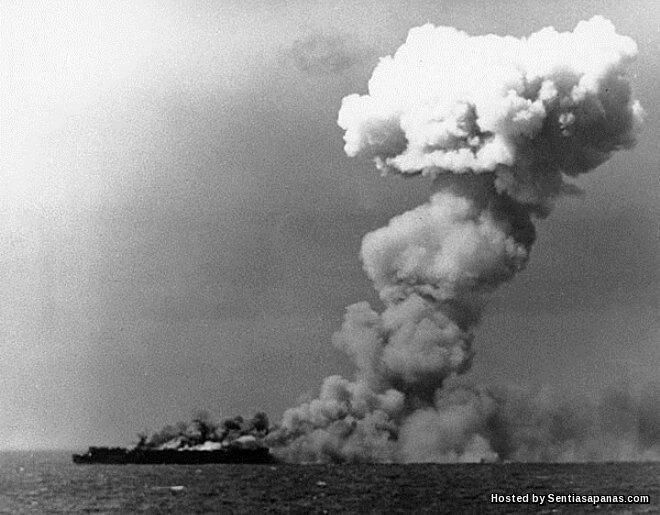 Pertempuran Teluk Leyte Perang Laut Terbesar Dalam Sejarah
