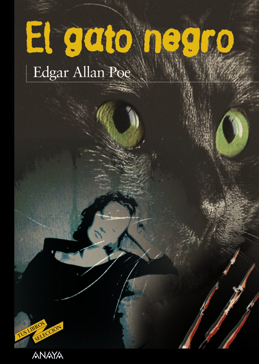 EL GATO NEGRO | EDGAR ALLAN POE | OhLibro