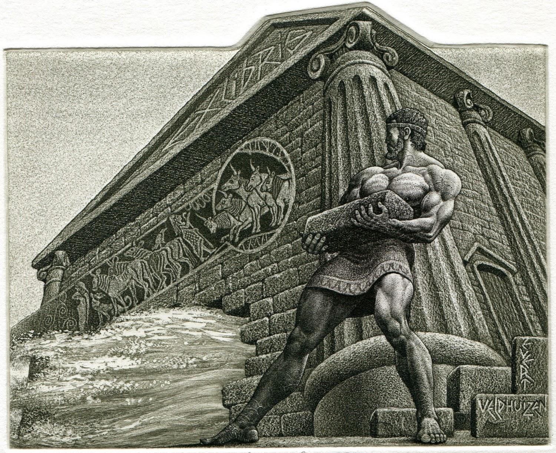 Greek Mythology Twelve Labors Of Hercules