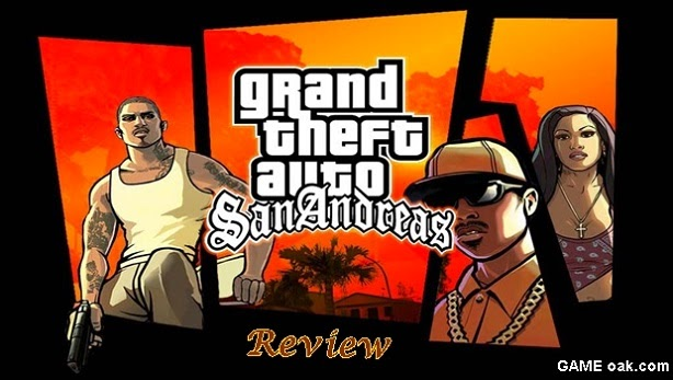 GTA San Andreas action packed full game for pc