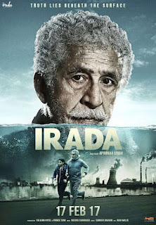 Irada Movie First Look Poster