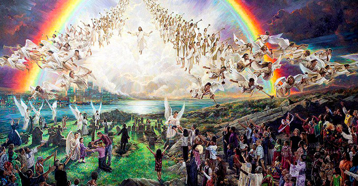 Segunda Vinda de Jesus Cristo Está Muito Próxima