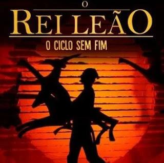 Musical Rei Leão Teatro J. Safra Mês Fevereiro e Março 2019