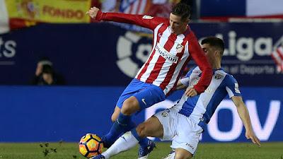 Horário Atlético de Madrid x Leganés campeonato Espanhol - 30/09/2017