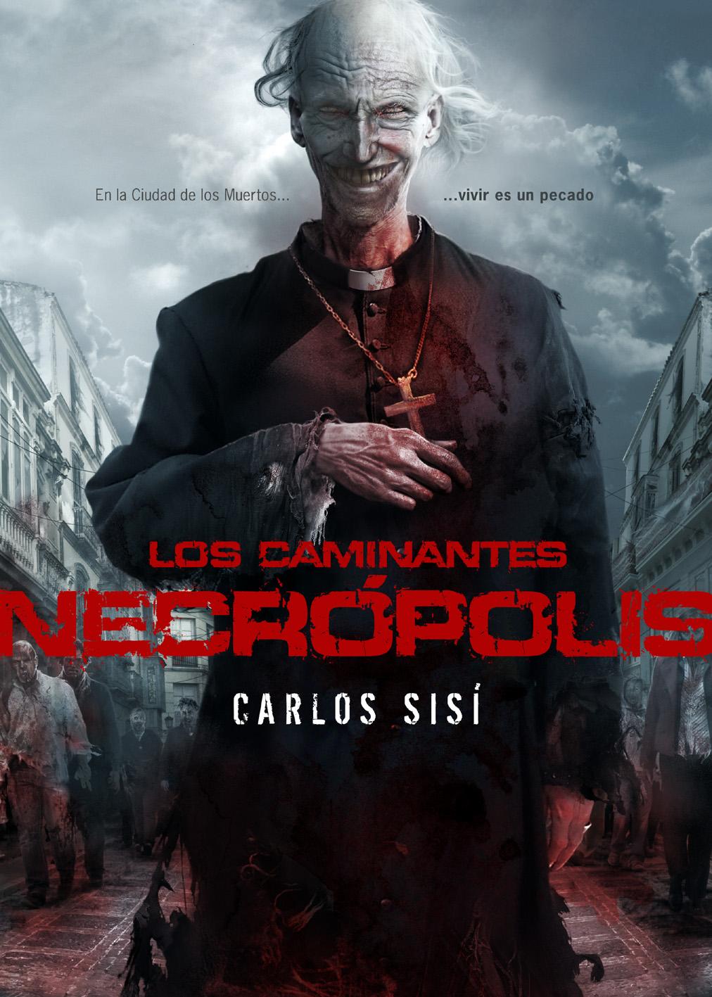 Necrópolis – Carlos Sisí
