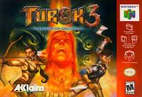 Turok 3: Shadow of Oblivion N64 - PT/BR