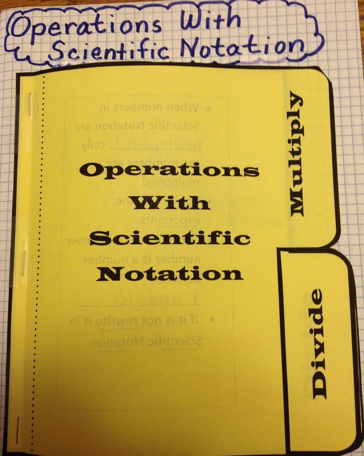 Equation Freak Multiplication And Division Of Scientific