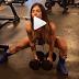 [Vídeo] Cláudia Bonavoglia executando agachamento sumô com afundo lateral