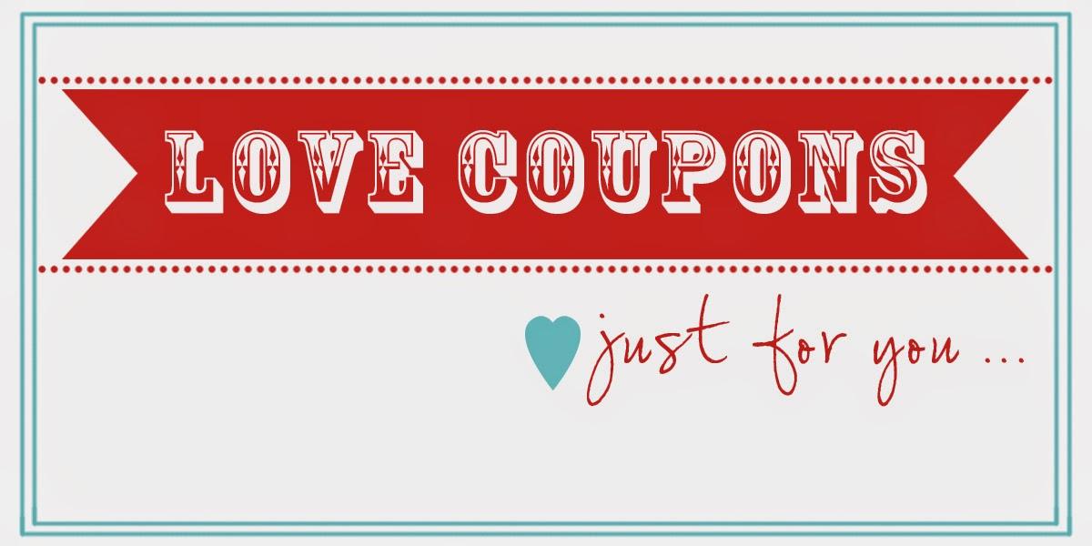 Coupon Love Book Ideas