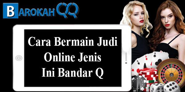 Cara Bermain Judi Online