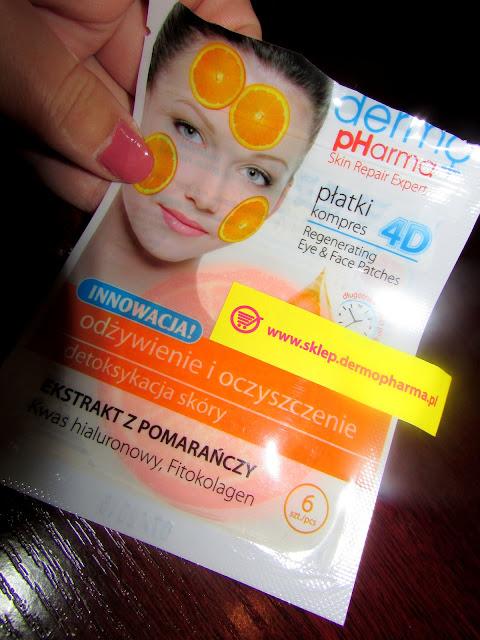 Płatki kompres 4D Dermo pHarma