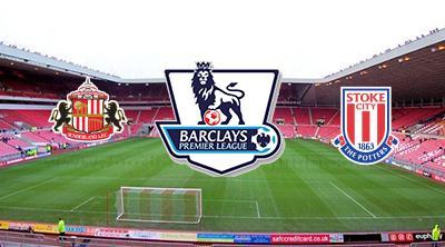 Sunderland vs Stoke City