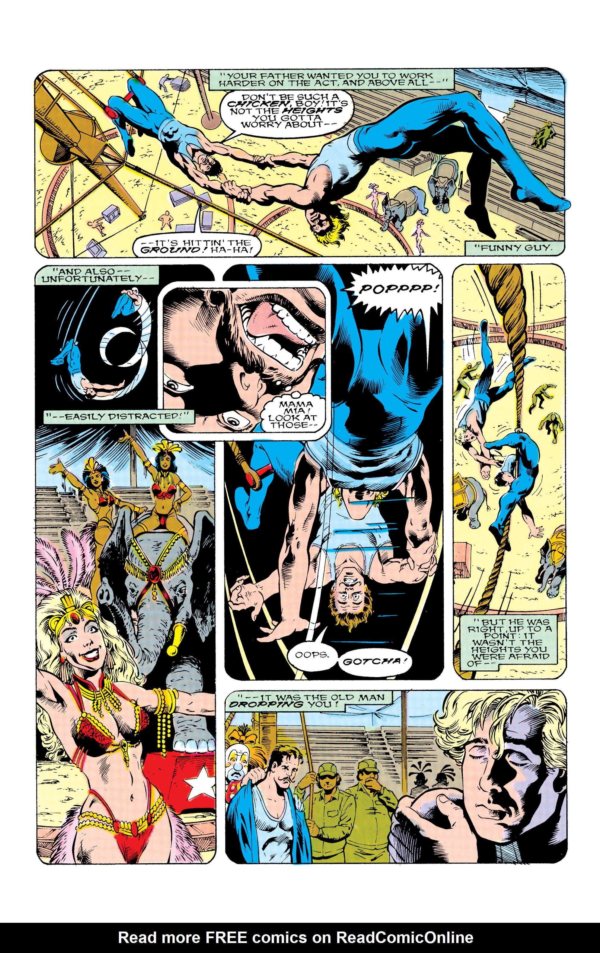Read online Secret Origins (1986) comic -  Issue #41 - 10