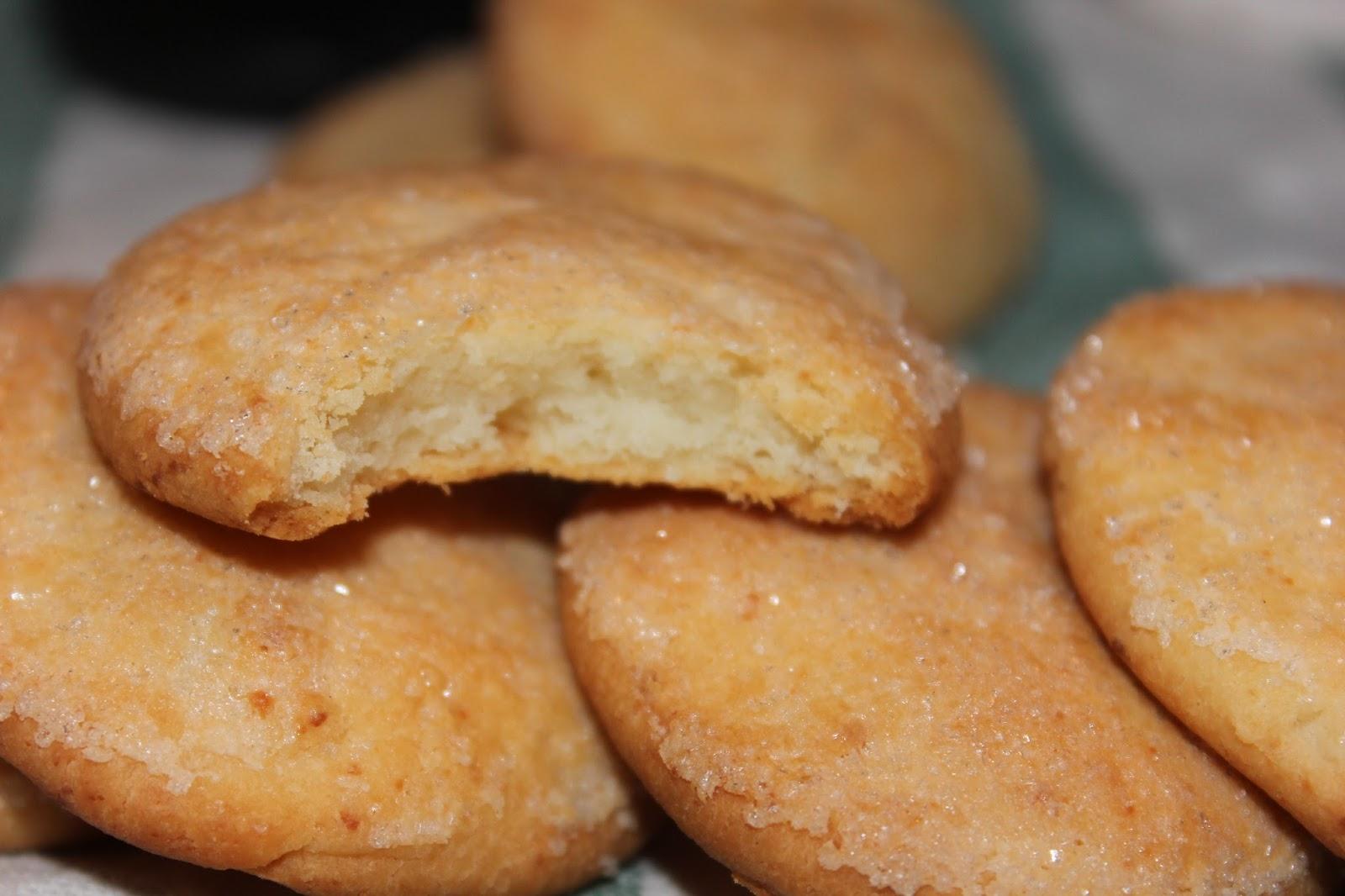 рецепт творожного печенья без масла