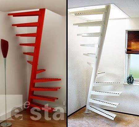Imagem pinterest - Como subir muebles por escalera caracol ...