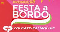 Participar Promoção Festa a Bordo Colgate Palmolive