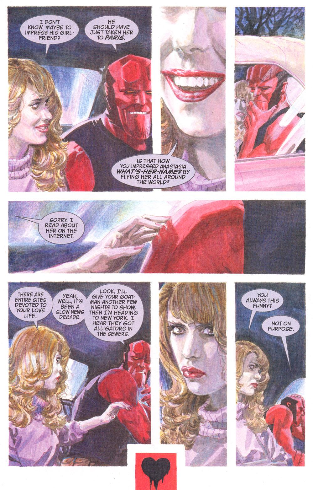 Read online Hellboy: Weird Tales comic -  Issue #5 - 5