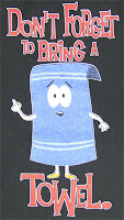 Don't forget Towelie