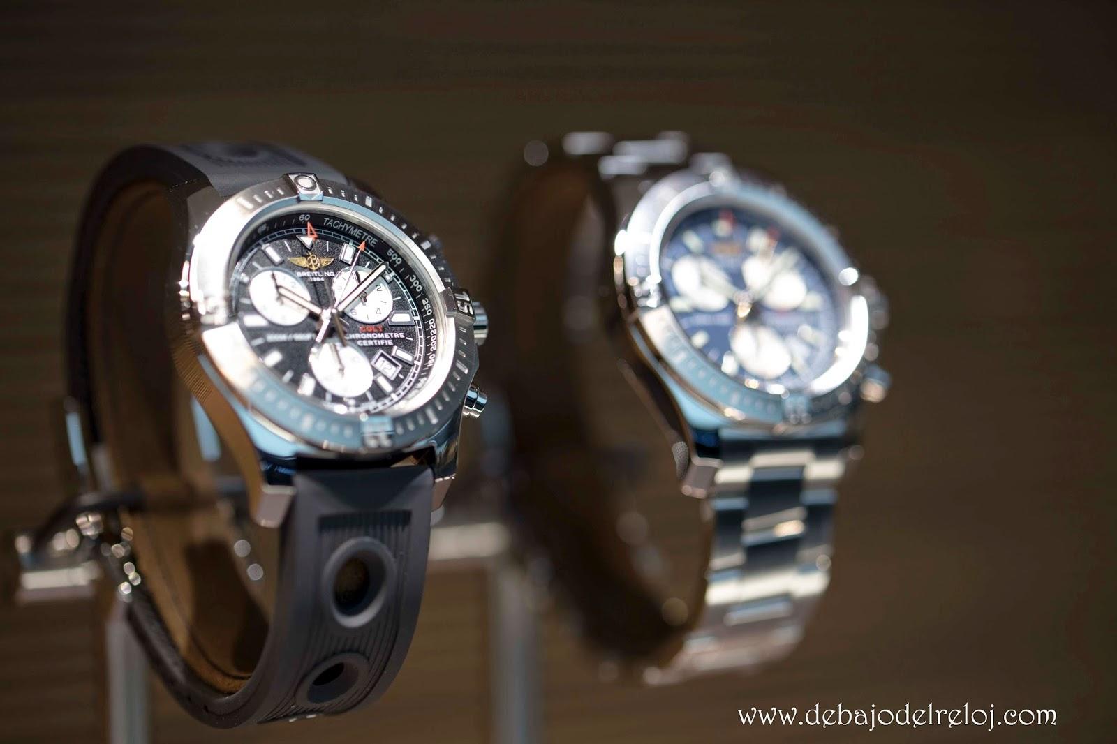 Breitling en basel 20152