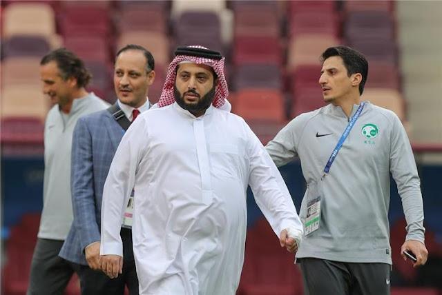 تركي آل الشيخ يطرح ثلاثة أسماء لتدريب نادي بيراميز