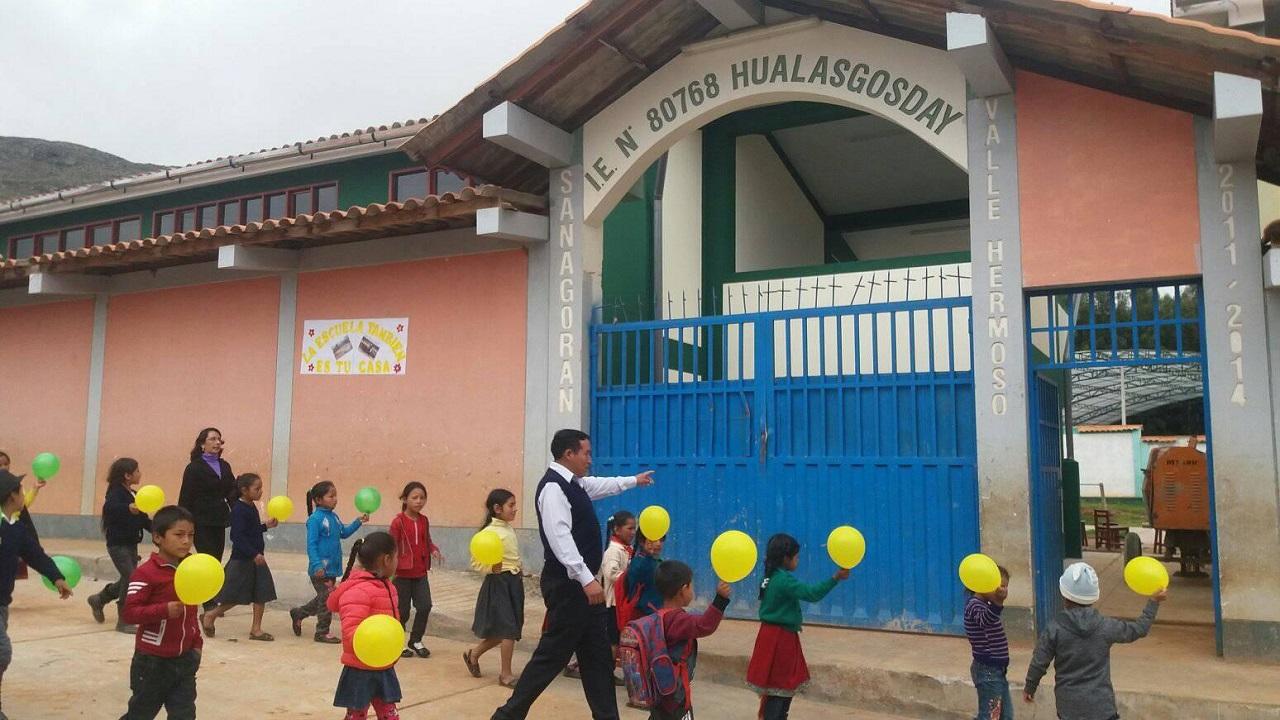 Colegio 80768 - Hualasgoday
