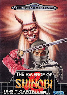 The Revenge of Shinobi (BR) [ SMD ]