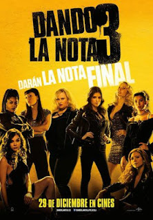 Pitch Perfect 3: La última nota en Español Latino