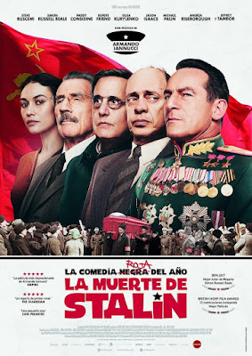 The Death Of Stalin 2017 DVD R4 NTSC Latino