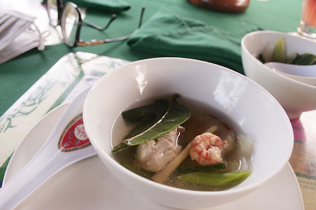 Holiday in Bali - ULU Thai Food.