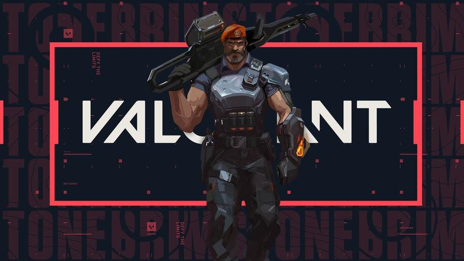 Valorant, Brimstone, 4K, #5.2349