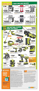Home Depot Flyer March 22 - 28, 2018 Pro Savings Event