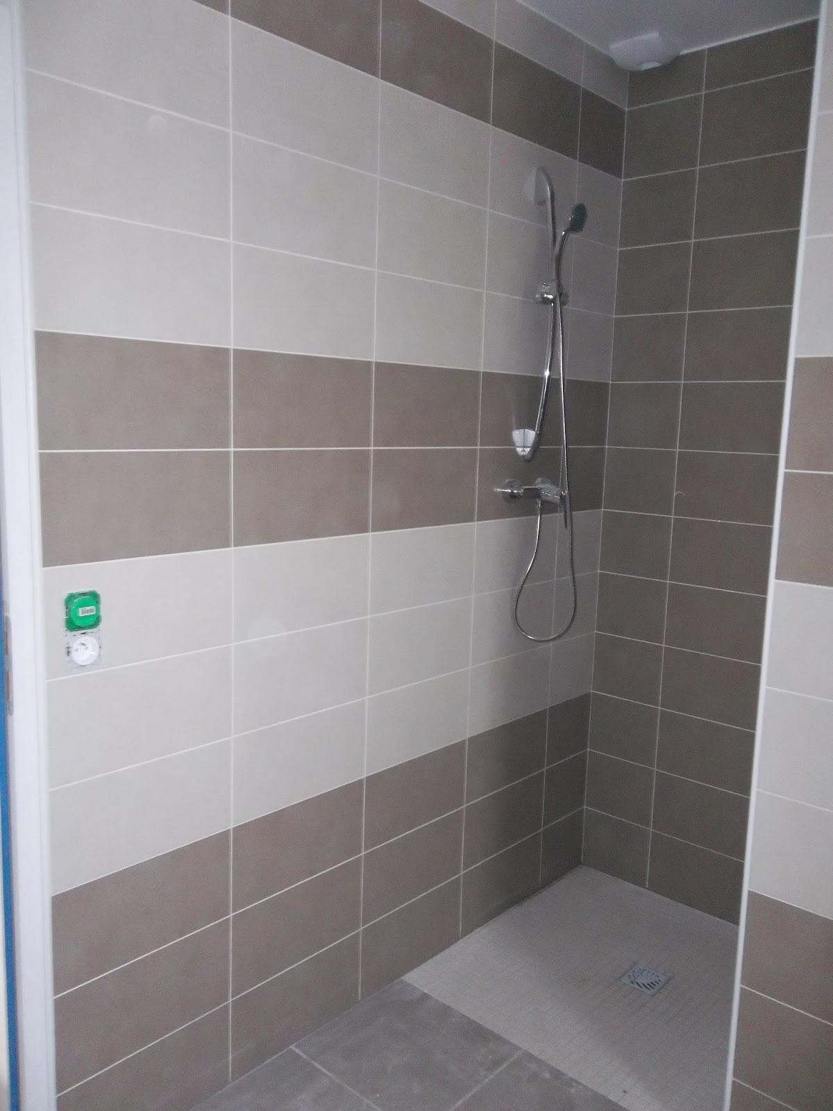 photo carrelage salle de bain 2 couleurs. Black Bedroom Furniture Sets. Home Design Ideas