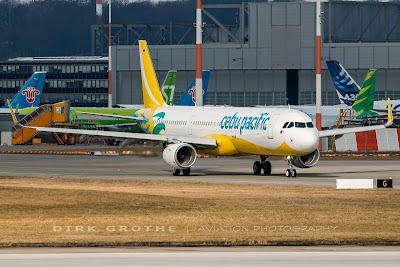 Cebu Pacific Acquires Its First A321