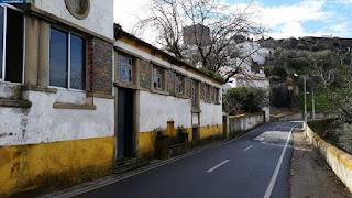 BUILDING / Antigas Termas, Castelo de Vide, Portugal