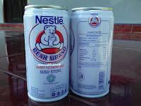 manfaat susu bear brand beruang milk white drink nestle