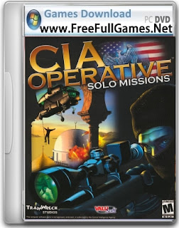 CIA Operative Solo Missions PC Game Free Download Full Version