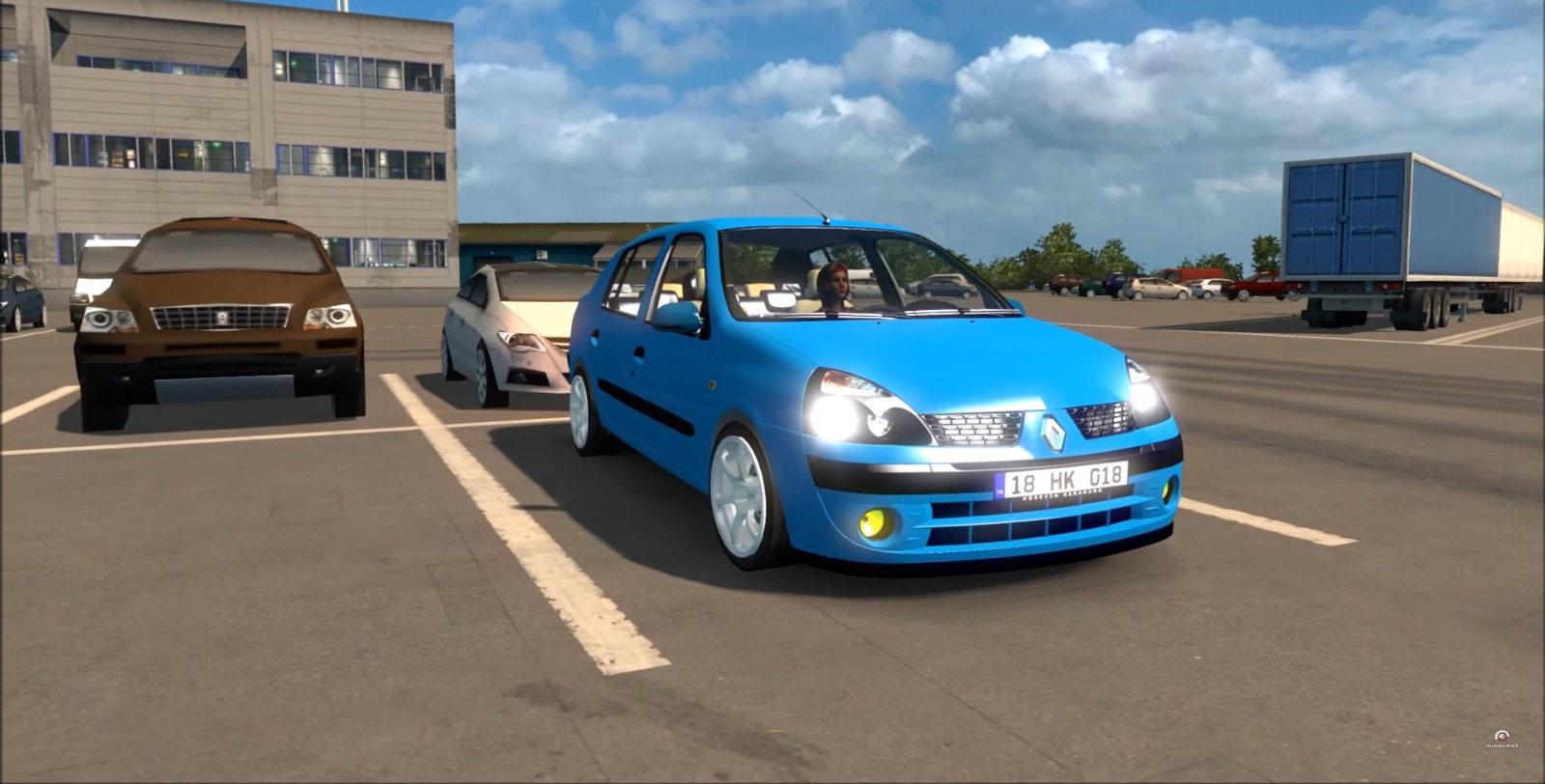 Car - Renault Clio
